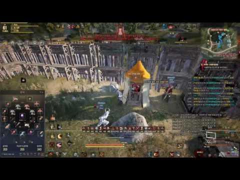 Black Desert Online-Siege War(Termination of a Prolonged one-guild rule)