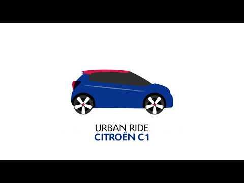 C1 Urban Ride - Citroën Valence