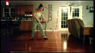 Hoop shuffle to Parov Stellar- Booty swing