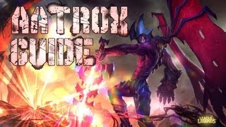 League of Legends Aatrox Guide [German/HD+] - The Darkin Blade