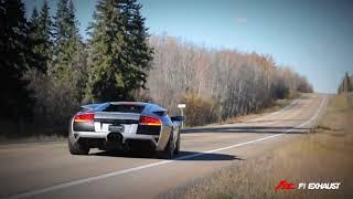 Lamborghini Murcielago LP640 sound / acceleration !!!