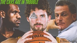 Kevin Love EXPOSED! LeBron James