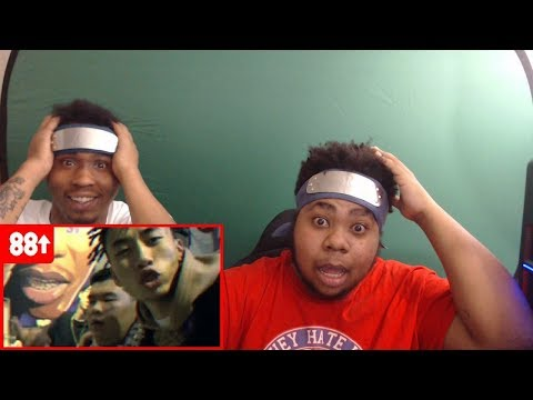 YAHH AYE!!!!! HIGHER BROTHERS X J. MAG - YAHH! (OFFICIAL MUSIC VIDEO) (Reaction)