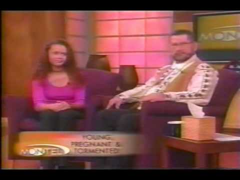 the montel williams show Young, Pregnant and Tormented pt 6