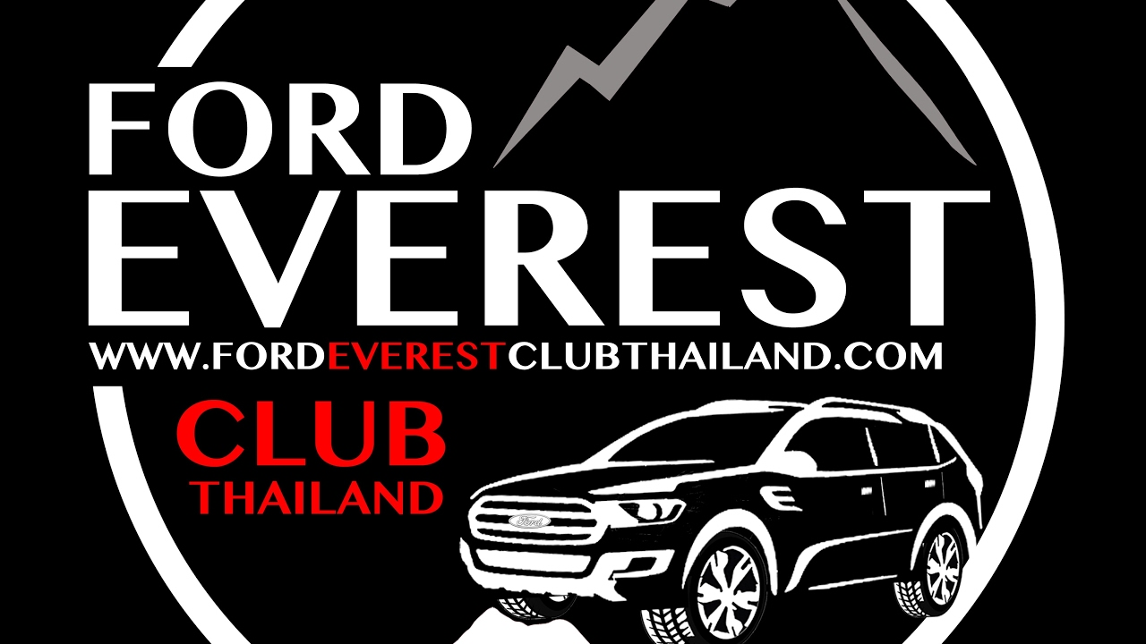 ford everest club thailand