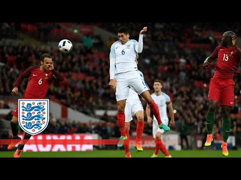 Official - England 1-0 Portugal (2016 Friendly) | Goals & Highlights