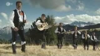 Kastelruther Spatzen - So hast Du nie die Berge geseh