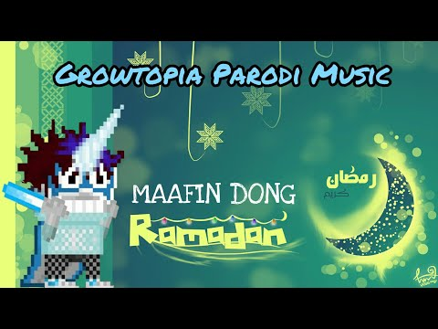 Parody despacito (Maafin Dong)- Growtopia music video