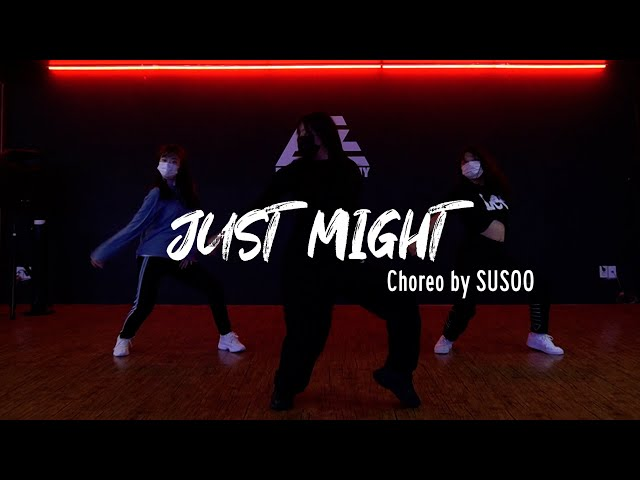 EZDANCE I 동탄점 I 이지댄스 I Summer Walker - 'Just Might' CHOREOGRAPHY by SUSOO