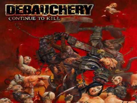 Debauchery - Blood God Rising