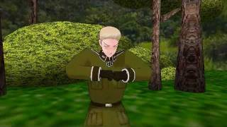 [MMD x APH] Germany Will Make a Man out of You