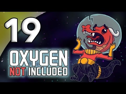 Oxygen Not Included – 19. Air Pressure - Let's Play Oxygen Not Included Gameplay