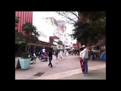 Shopping in Havana on San Rafael Street