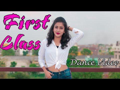 Kalank - First Class | Dance Video | Varun Dhawan, Alia Bhatt | Muskan Kalra Choreography