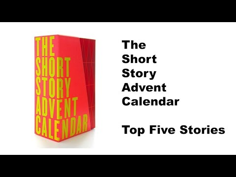 Short Story Advent Calendar wrap up #ssac2016