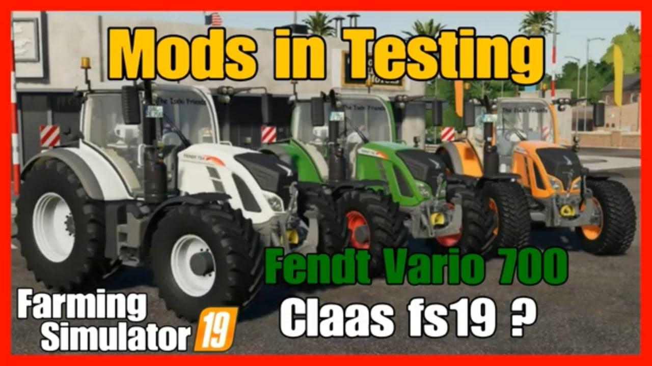 fs19 Mods in Testing list update 3 July fs19 mods farming simulator 19 ps4  #fs19modsreview fs19 news