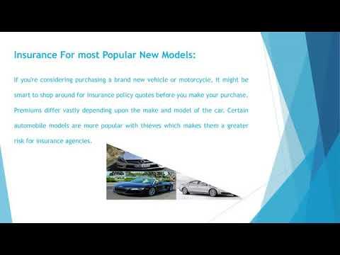 Multi Car Insurance Quotes >> Multi Car Insurance Video Youtube