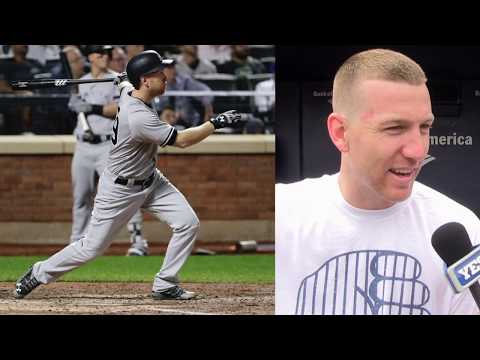 online store b0e18 27eb8 Todd Frazier on Thumbs Down Guy, the Jersey Shore & more ...