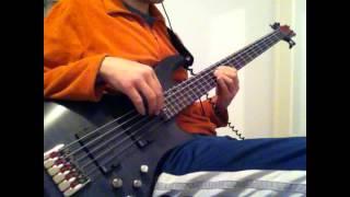 Raappana - Kauas Pois (Bass Cover)