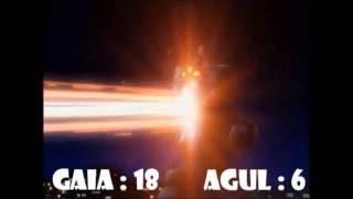 ウルトラマンガイア 殺す 数える Ultraman Gaia (1998 - 1999) killcount