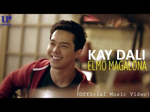 Elmo Magalona - Kay Dali (Official Music Video)