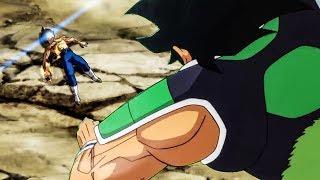 Vegeta's HEAT Against BROLY (Power UNLEASHED)