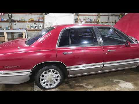 JTBU264 1996 Buick Park Avenue Ultra Test Video & Copart Cleveland West Helene Sellman Shaming