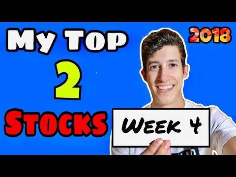 The 2 Stocks I'm Swing Trading This Week In 5 Mins | Investing 101