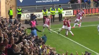 Bradford 3-3 Blades - match action