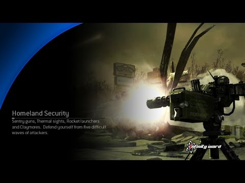 Call of Duty MW2 - Spec Ops Homeland Security Veteran Guide