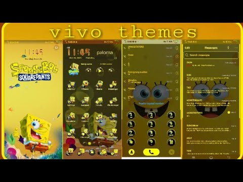 Spongebob Themes.....