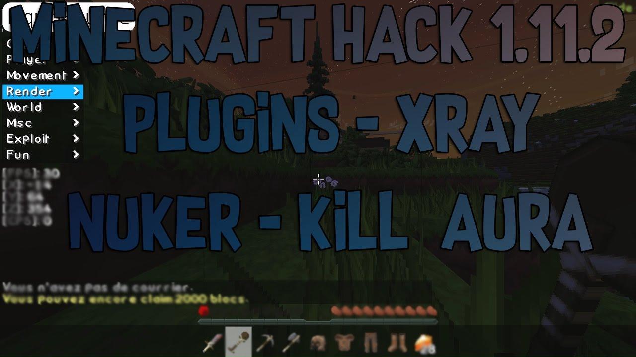 minecraft xray mod 1.11.2