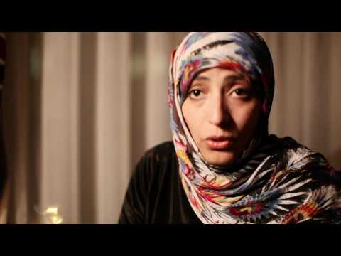 SHEROES. Interview with Tawakkol Karman, Nobel Peace Prize laureate 2011.