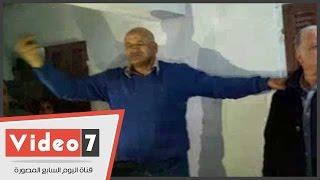 علاء حسانين بالقرية المحترقة : الجن كان يسرق من بيت مال المسلمين
