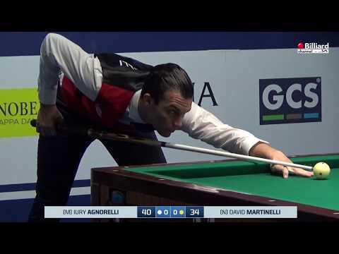 Agnorelli Iury VS Martinelli David - 20° Campionato Italiano Lusciano