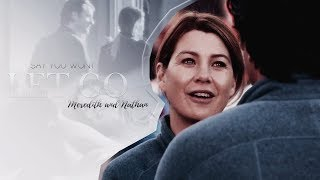 meredith & nathan | say you won't let go