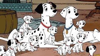 Les 101 Dalmatiens 1961 Dessin Animé Film complet en francais - Meilleurs Moments HD