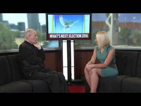 Drewermanns TV Interview in den USA