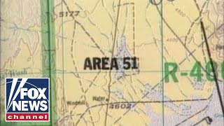 'The Five' question what Trump knows about Area 51