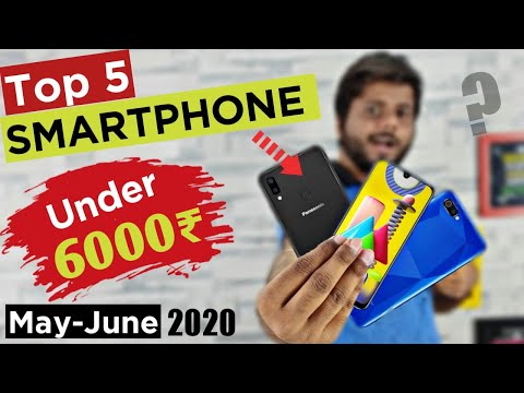 TOP 5 Best Phone Under 6000 In India May 2020 || 3 GB Ram Phones || Smartphone Under 6000