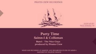 Stranger Riddim: Buss a Blank Blackout JA / Party Time Collieman & Saimn-I (Pirates Crew Recordings)