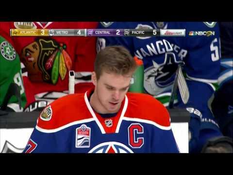 NHL 2017 All-Stars Skills Competition: Fastest Skater