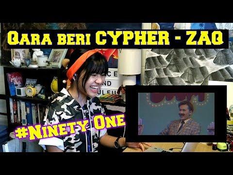 Qara beri CYPHER - Zaq (Ninety One)