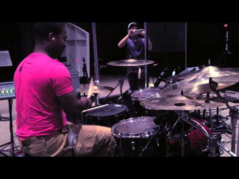 Macklemore - Can't Hold Us (Drum Cover) Andre Fearon