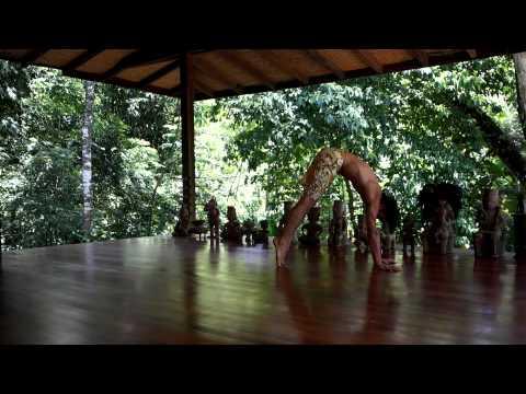 Matt Giordano - Flying Lessons: How to Jump to Uttanasana.  Iguana Lodge, Costa Rica.