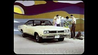 1969 Dodge Coronet & Super Bee Dealer Promo Film