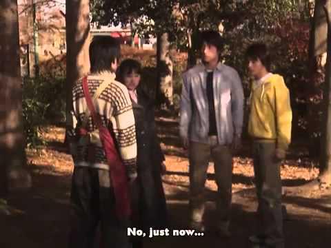 Ultraman Nexus Episode 30