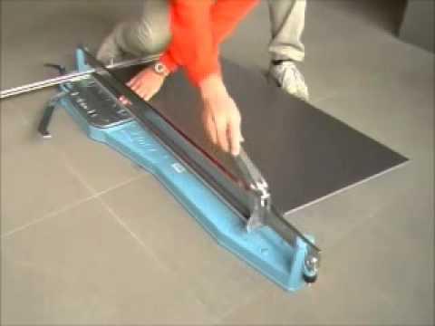 Ручной плиткорез SIGMA