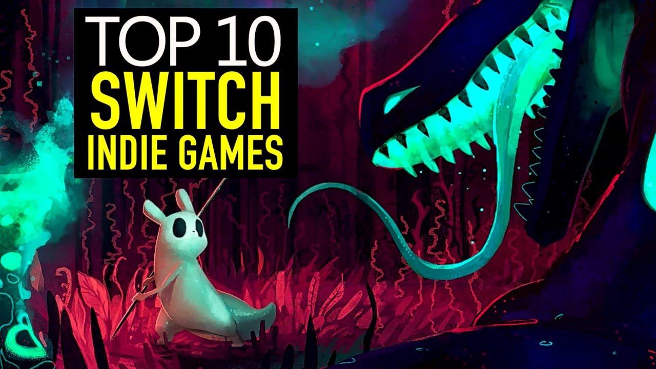 Top 10 Best Nintendo Switch Eshop Indie Games January