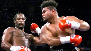 Lennox Lewis (England) vs David Tua (New Zealand) | BOXING fight, HD